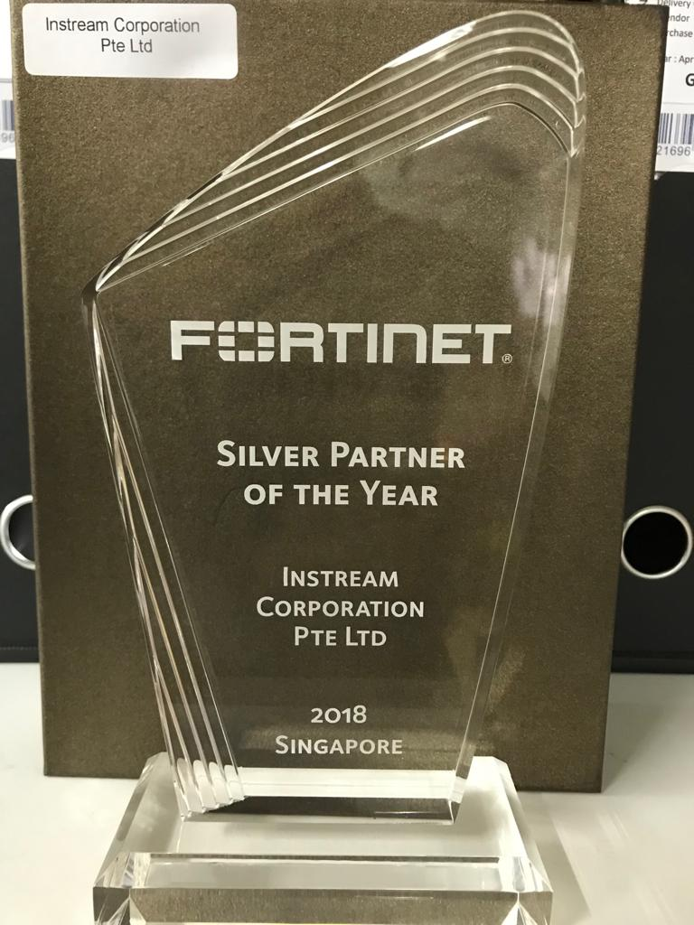 Fortinet Silver Partner 2018